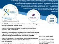 EVENTO: La telemedicina e la riabilitazione robotica